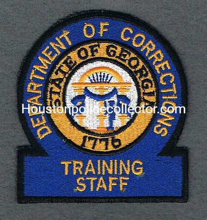 GEORGIA DOC TRAINING STAFF