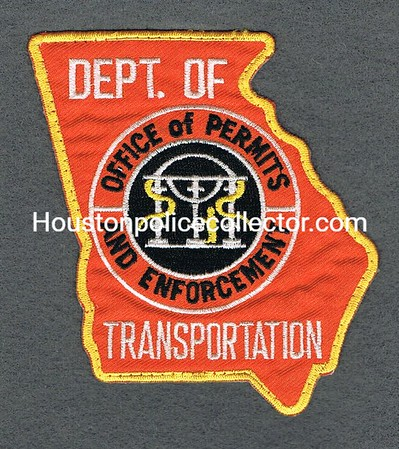 GA DOT OFFICE OF PERMITS AND ENFORCEMENT
