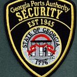 GEORGIA PORTS AUTHORITY SECURITY