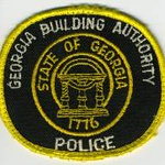 WISH,GA,GEORGIA BUILDING AUTHORITY POLICE 1