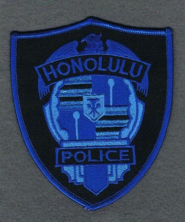 HONOLULU BLUE
