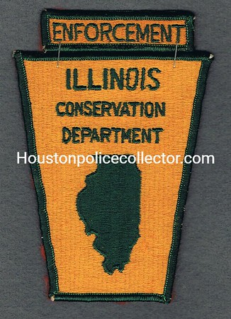 ILLINOIS CONSERVATION WITH ENFORCEMENT TAB