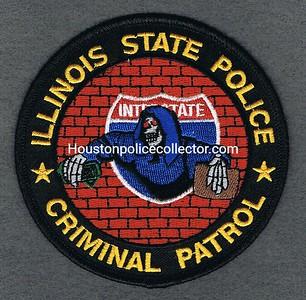 ISP CRIMINAL PATROL