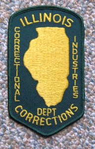 Illinois Wanted Patches