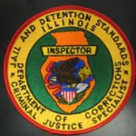WISH,IL,ILLIOIS DEPARTMENT OF CORRECTIONS INSPECTOR 1