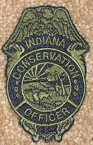 Indiana Wanted Patches