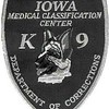 WISH,IA,IOWA DEPARTMENT OF CORRECTIONS K-9 SUBDUED A