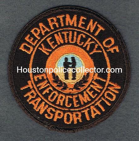 DEPT OF TRANSPORTATION ENFORCEMENT