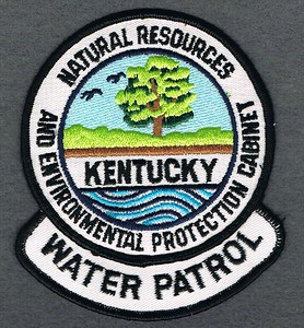 KY NREPC WATER PATROL