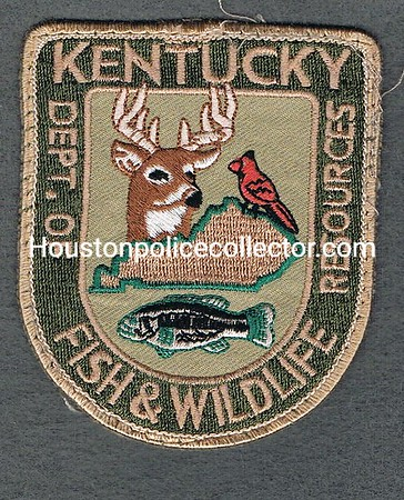 KY FISH AND WILDLIFE