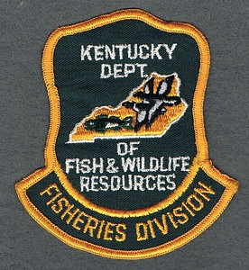 KY DEPT FISHERIES DIVISION