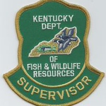 WISH,KY,KENTUCKY DEPARTMENT OF FISH AND WILDLIFE SUPERVISOR 1