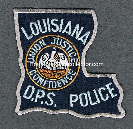 LA DPS POLICE