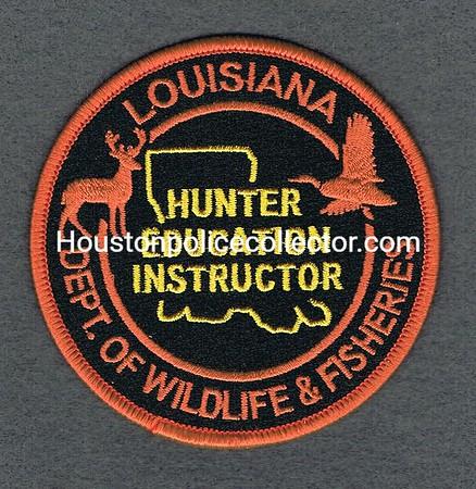 LOUISIANA HUNTER EDUCATION INSTRUCTOR