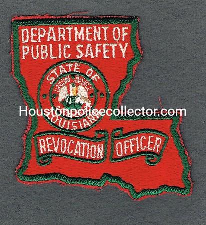 LA DPS REVOCATION OFFICER