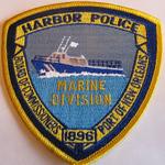 WISH,LA,NEW ORLEANS HARBOR POLICE MARINE DIVISION 1