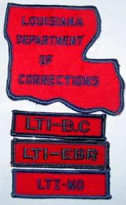 WISH,LA,LOUISIANA DEPARTMENT OF CORRECTIONS E
