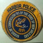 WISH,LA,NEW ORLEANS HARBOR POLICE 1