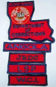 WISH,LA,LOUISIANA DEPARTMENT OF CORRECTIONS A