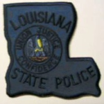 WISH,LA,LOUISIANA STATE POLICE SUBDUED A