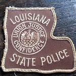 WISH,LA,LOUISIANA STATE POLICE 1