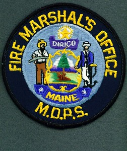 DPS FIRE MARSHAL