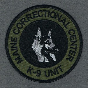 MAINE CORRECTIONAL CENTER K9 UNIT 3