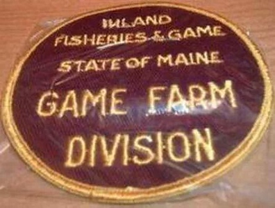 Maine Wanted Patches