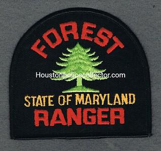 MARYLAND FOREST RANGER