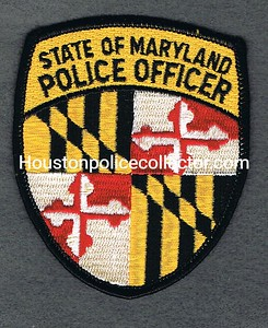 MARYLAND STATE POLICE OFFICER