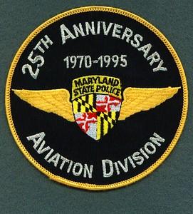 SP AVIATION DIV 25TH ANNIV