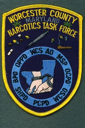 SP NARCOTICS TASK FORCE