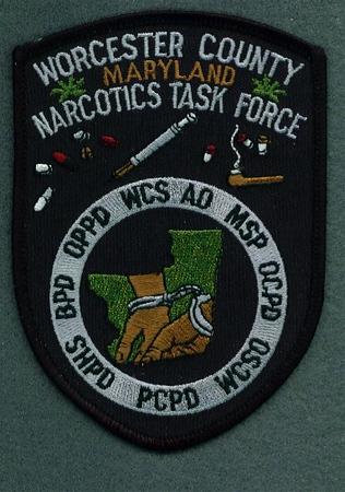 SP NARCOTICS TASK FORCE SUBDUED