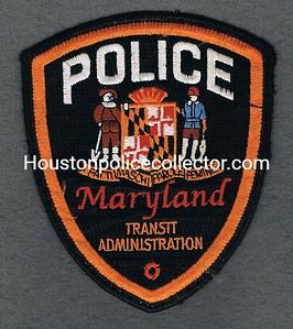 MARYLAND TRANSIT ADMINISTRATION USED