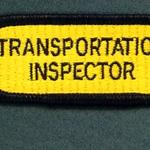 TRANSPORTATION INSPECTOR