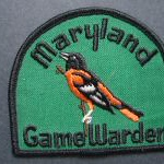 WISH,MD,MARYLAND GAME WARDEN 1