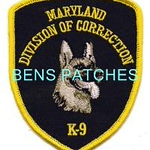 MD,MARYLAND DIVISION OF CORRECTION K-9 1_wm