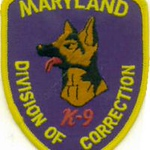 WISH,MD,MARYLAND DEPARTMENT OF CORRECTIONS K-9 B