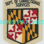 MD,MARYLAND DEPARTMENT OF CORRECTIONAL SERVICES 1
