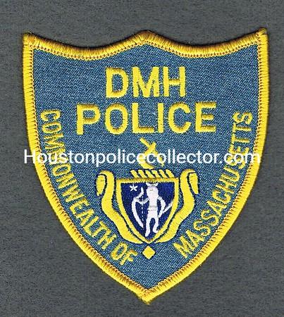 MASS DMH POLICE