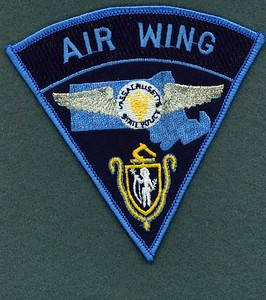 SP AIR WING BLUE BORDER