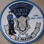 WISH,MA,MASSACHUSETTS STATE POLICE SP PAXTON BARRACKS 1