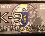 WISH,MA,MASSACHUSETTS STATE POLICE K-9 CERTIFIED OFFICER 1