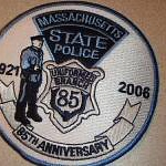 WISH,MA,MASSACHUSETTS STATE POLICE 85TH ANNIVERSARY 1