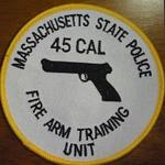 WISH,MA,MASSACHUSETTS STATE POLICE FIREARM TRAINING UNIT 1