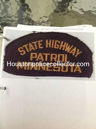 Minnesota Wanted Patches