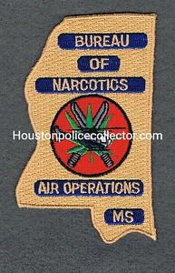 MS BUREAU OF NARCOTICS AIR OPS