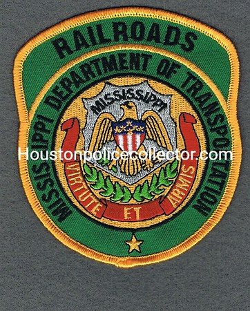 MS DOT RAILROADS