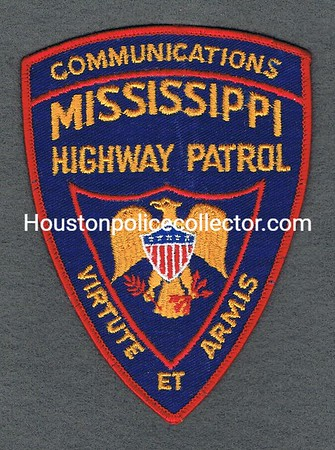 MSHP COMMUNICATIONS USED