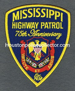 MSHP 75TH ANNIVERSARY GOLD BORDER